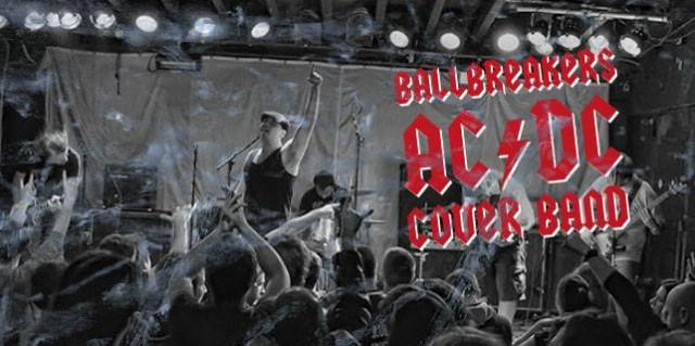 AC/DC cover band Ballbreakers koncert - subota 14. 5. / Riva Rabac