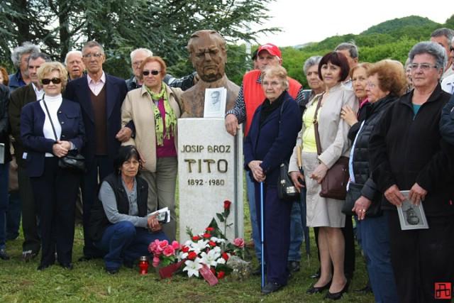 Članovi Društva Josip Broz Tito obilježili godišnjicu Titove smrti