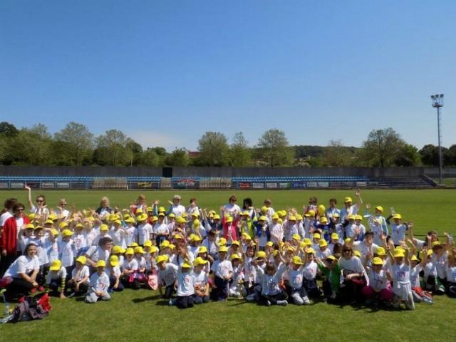 Medvjedići iz centralnog vrtića najuspješniji na 15. Olimpijskom festivalu dječjih vrtića