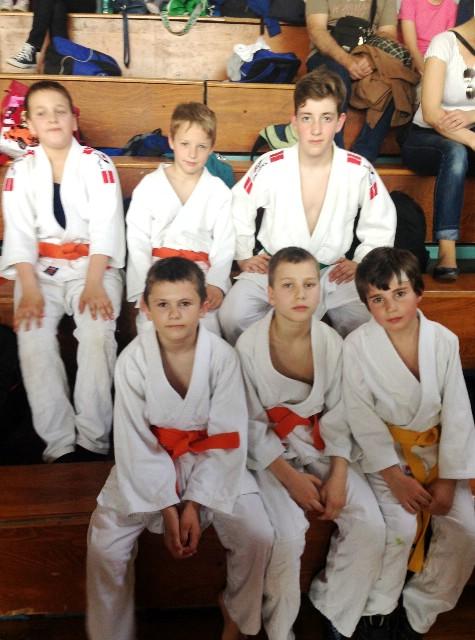 JK Ippon Labin sa šest natjecatelja nastupio na KUP-u Dugave