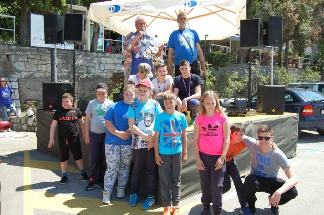 Rezultati klupskog natjecanja  DSRŠAV `Galeb` u sportskom ribolovu