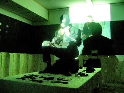 TransArt2008 u Lamparni: dvojac bez Gotovca