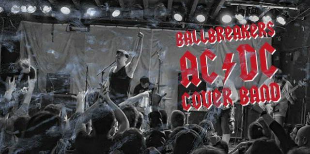 Radio Labin poklanja koncert Ballbreakersa, AC/DC tribute benda! Subota 14.05.2016. Rabac