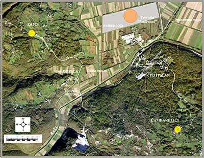 Podaci o kakvoći zraka oko Rockwoola na stranici Zavoda za javno zdravstvo