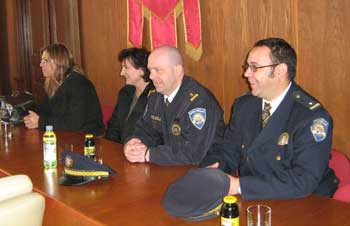 Obilježen Dan hrvatske policije i blagdan Svetog Mihovila
