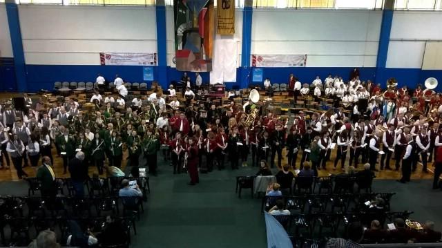 Limena glazba Labin na 41. susretu puhačkih orkestara Istre u Izoli