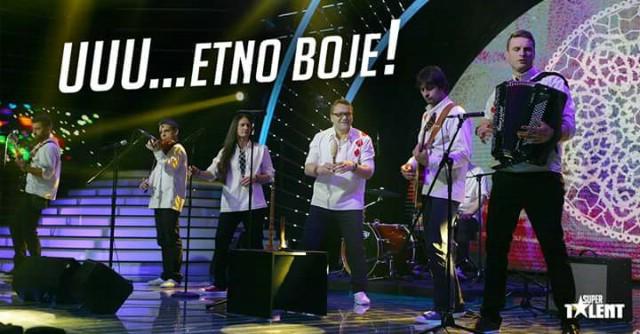 [VIDEO] Labinsko-kršansko-potpićanska etno skupina Šćike nastupom u Supertalentu obradila pjesmu `Teške boje`