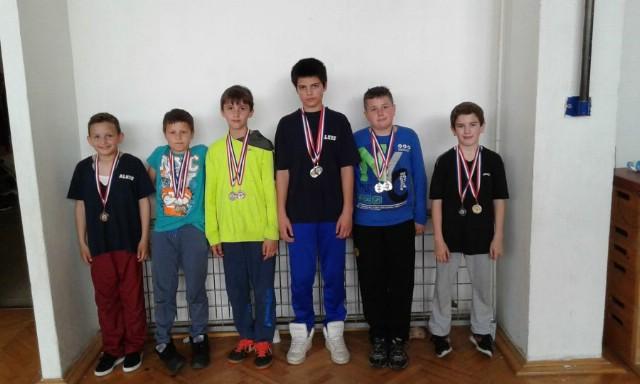 Labinjani osvojili 11. odličja na Otvorenom kickboxing kupu `Polača open 2016`