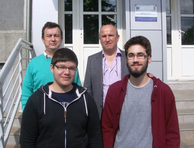Učenici labinske Srednje škole Luka Pastorčić i Roberto Orlandini 4. na međunarodnom natjecanju Balkan Junior u mehatronici