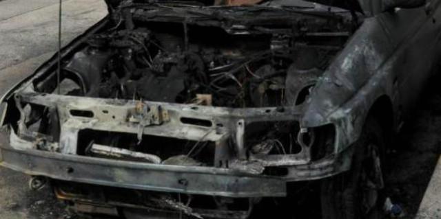 Tehnički kvar uzrok požara na vozilu u Rapcu