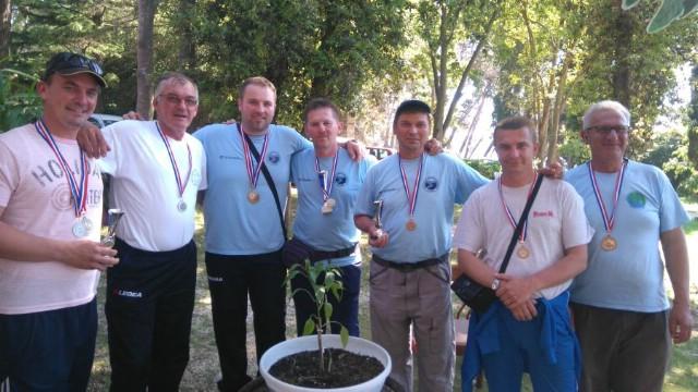SRD Plomin najuspješnij na međuopćinskom natjecanju u sportskom ribolovu za seniore