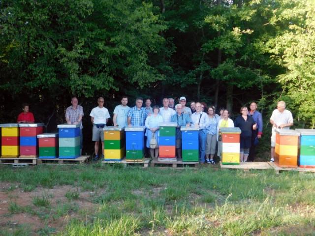 Pčelari iz Švedske posjetili svoje labinske kolege