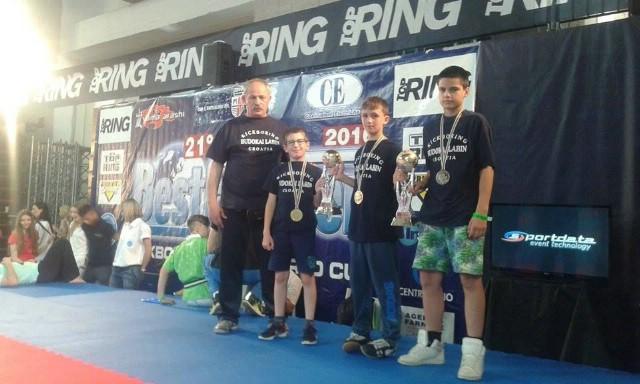 Alan Tursunović dvostruki prvak na Svjetskom kickboxing kupu `Bestfighter 2016` u Riminiju