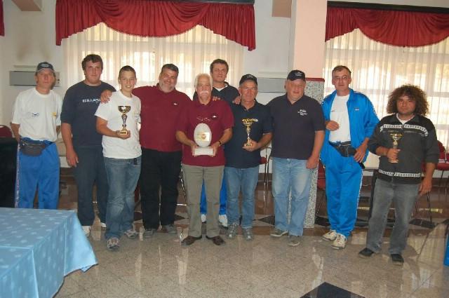 Trofej Galeb 2008 održan u akvatoriju Raškog zaljeva