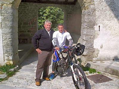 """Downhill """"Gračišće 2008"""": atrakcija za ljubitelje brdskog biciklizma"""