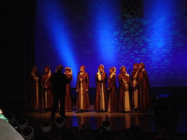 Bošnjački folklor u Kinu Labin