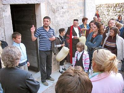 Stari grad Plomin čeka revitalizaciju