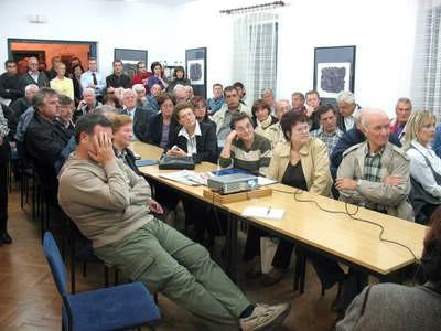 Izlaganje UPU-a Vineža: Nerealno planiranje na štetu građana
