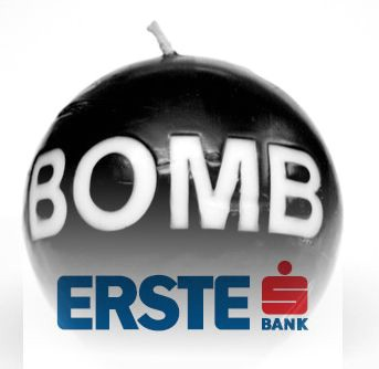 Lažna dojava o bombi u labinskoj poslovnici Erste banke