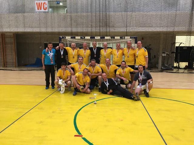 Labinski rukometni veterani sudjelovali na EHF Master 2016
