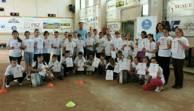 Održano finalno natjecanja projekta Boćajmo u školi