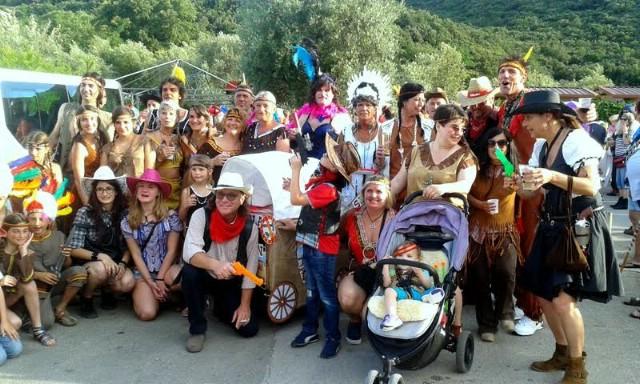 U Rapcu održan 13. Međunarodni Ljetni karneval
