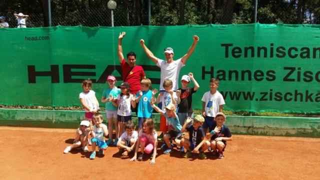 Rabac: Uspjeh domaćih snaga na teniskom turniru za djecu do 8 i 10 godina