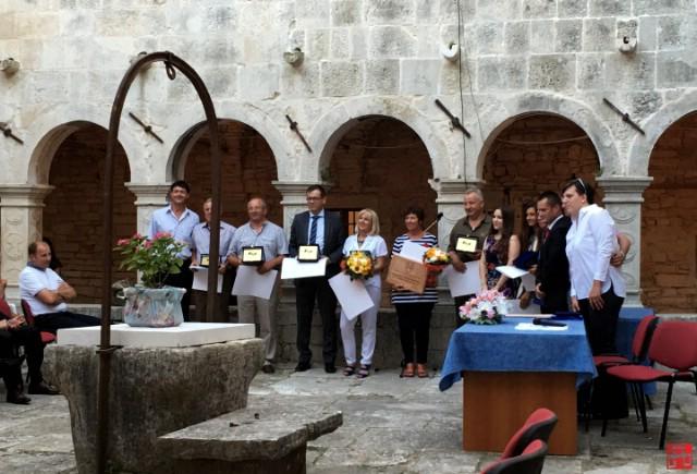 Radio Labinu plaketa i priznanje Općine Sveti Petar u Šumi