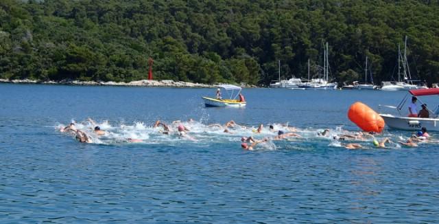Plivački maraton u Tunarici