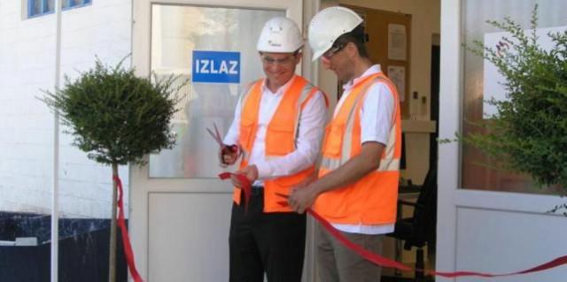 Koromačno: Tvornica cementa otvorila laboratorij za beton