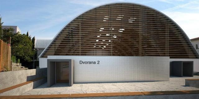 Vlada dala suglasnost Gradu Labinu za zaduženje kod Splitske banke za izgradnju i rekonstrukciju Sportske dvorane