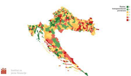 Labin među 25 najtransparentnijih gradova u Hrvatskoj