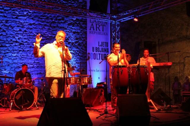 Koncertom CUBISMA otvoren Labin jazz festival