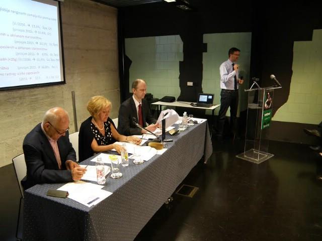 Labin: Održano Gospodarsko vijeće HGK Županijske komore Pula - nužnost pokretnja dualnog obrazovanja za globalnu konkurentnost