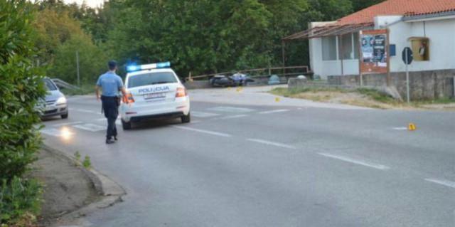 Labin: Motociklom izletio s ceste i pao u provaliju