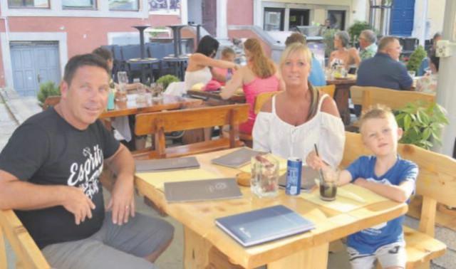 Anderssoni su zaljubljeni u Labinštinu, pa preuzeli i obiteljsko prezime Buletić