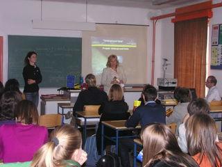 """Labinski srednjoškolci krajem rujna prisustvovali edukacijskoj radionici u sklopu projekta """"Underground Istria"""""""