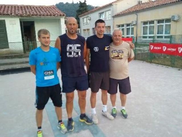 Josip Franković prvak Labinštine u preciznom izbijanju