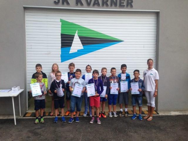 Uspješno završen i drugi termin Škole jedrenja za djecu