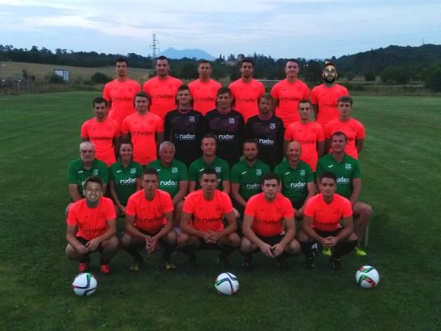Nogometaši Rudara, na Vinežu, započeli pripreme za novu sezonu