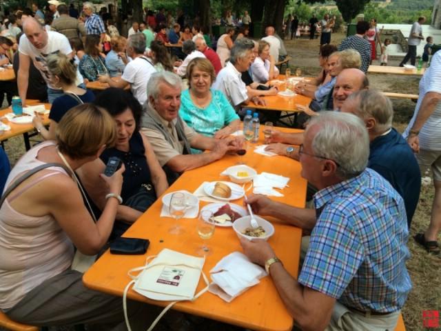 ♫ Mnoštvo posjetitelja na Fešti vina i turizma u Svetom Martinu