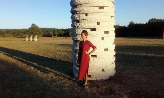 Park skulptura dobio Kulu pogleda
