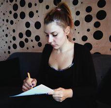 Uzlet mladih umjetnika: Predstavljanje mlade umjetnice Marijane Smolić