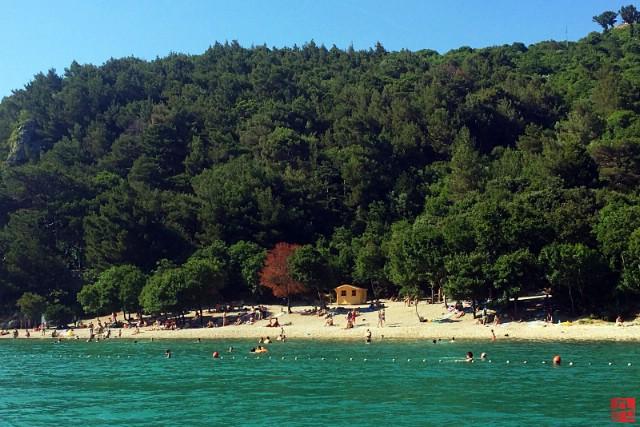 More na plominskoj Copacabani izvrsne kakvoće