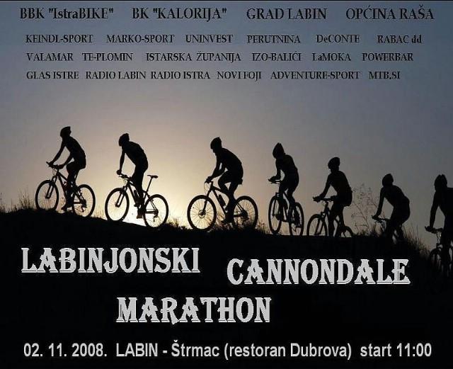 Započele prijave za 4. Labinjonski Cannondale Marathon