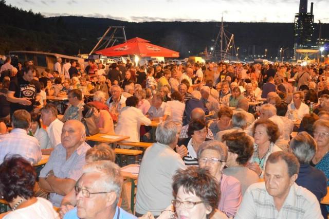 U Plomin luci održana tradicionalna ribarska fešta