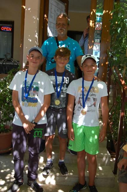 Održan 8. Juniorski KUP Galeb - natjecanje juniora u ribolovu