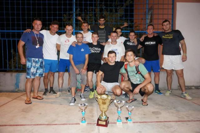 Društvo športova na moru Koromačno pobjednik malonogometnog memorijalnog turnira Federiko Višković