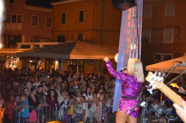 Tisuće ljudi na rođendanskom slavlju Grada Labina
