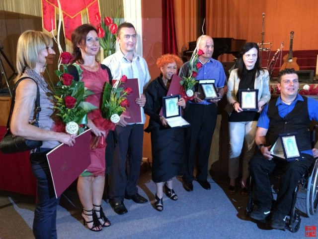 Uručena javna priznanja Grada Labina